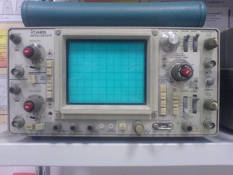 oscilloscop