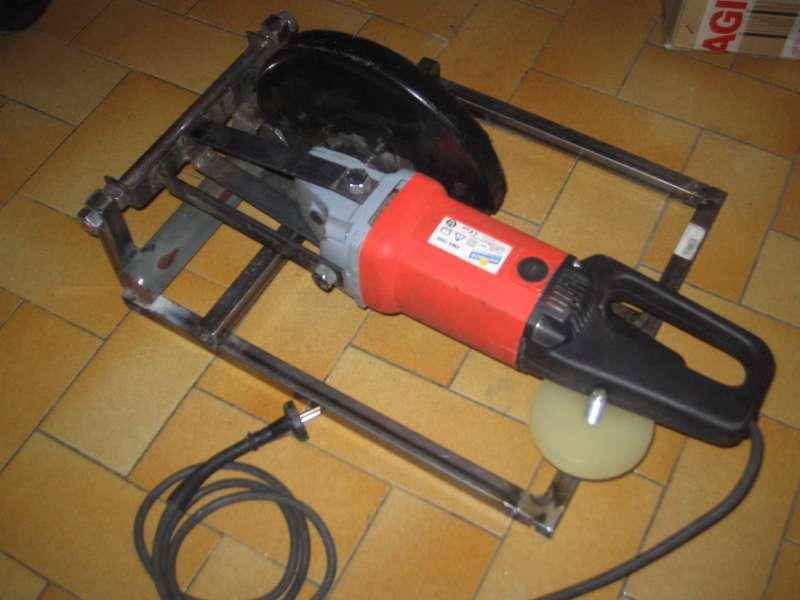 Chariot l vateur pour flipper flipperfrance - Support meuleuse 230 ...