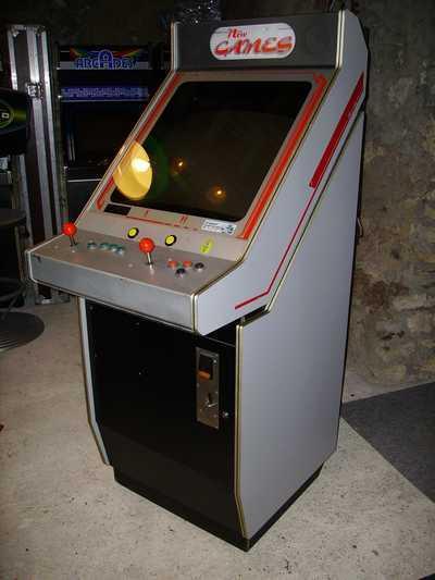 borne arcade n'styl