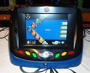 borne arcade tactile